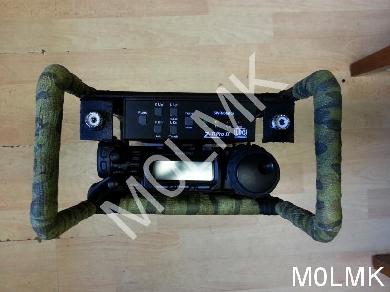 DIY Manpack - Zombie Squad